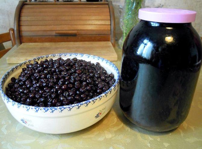 Настойка из смородины черной рецепт