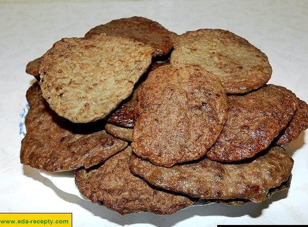 Оладьи из печени рецепт пошагово с фото