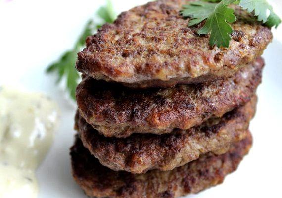 Оладья из печени говяжьей рецепт с фото
