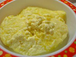 Омлет рецепт с молоком и яйцом в микроволновке