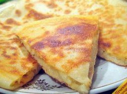 Осетинские пироги рецепт с фото с картошкой и сыром