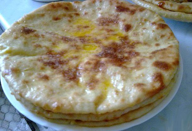 Осетинские пироги рецепт с фото с сыром и картошкой