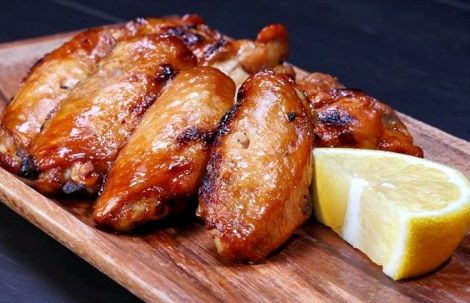 Острые куриные крылышки в духовке рецепт с фото