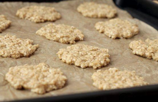 Овсяное печенье рецепт на растительном масле