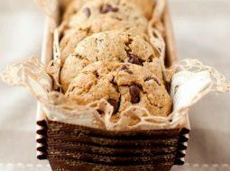 Овсяное печенье рецепт с фото с шоколадом