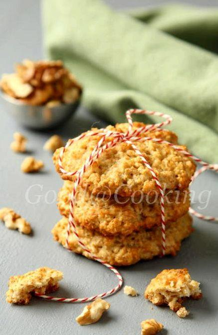 Печенье овсяное с бананом рецепт с фото