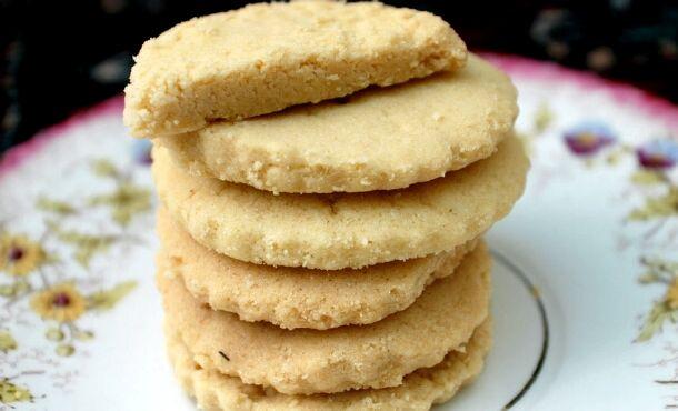 Печенье рассыпчатое песочное рецепт
