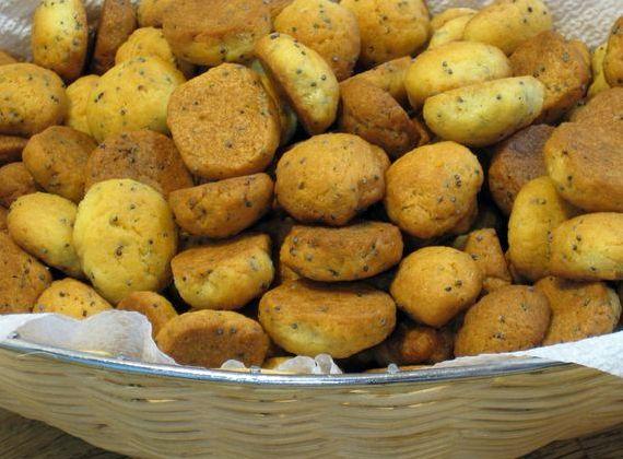 Печенье рецепт на растительном масле