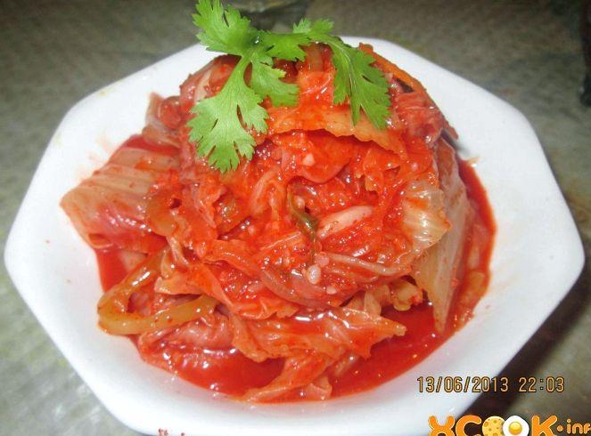 Пекинская капуста по-корейски рецепты пошаговый рецепт