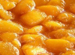 Персиковое варенье рецепт с фото пошагово