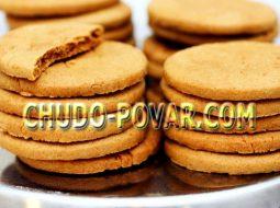 Песочное печенье с корицей рецепт с фото