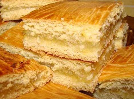 Пирог с лимоном рецепт из дрожжевого теста