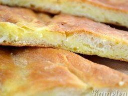 Пироги осетинские с картошкой и сыром рецепт с фото