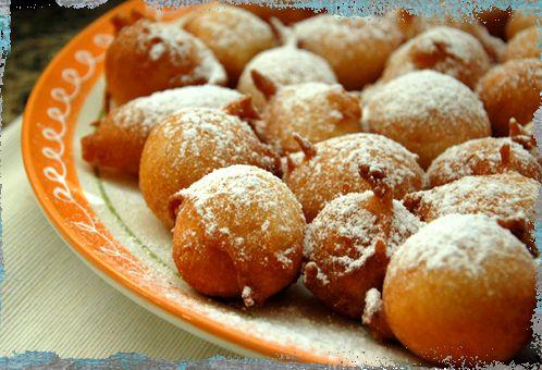 Пончики классический рецепт без дрожжей