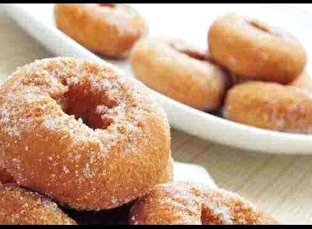 Пончики на кефире пошаговый рецепт с фото