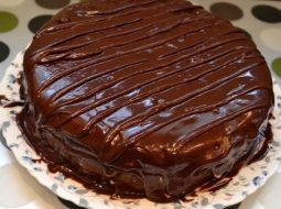 Пражский торт рецепт в домашних условиях