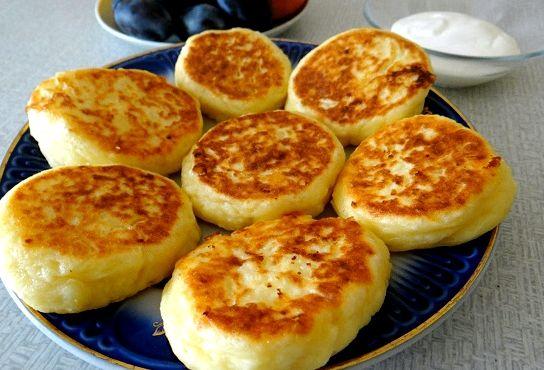 Приготовление сырников из творога рецепт