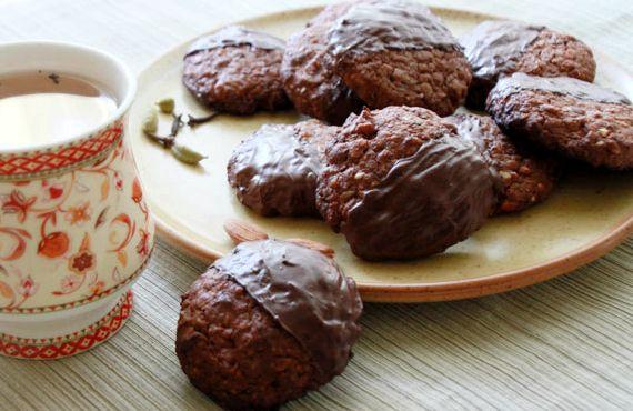 Пряники шоколадные рецепт в домашних условиях с фото
