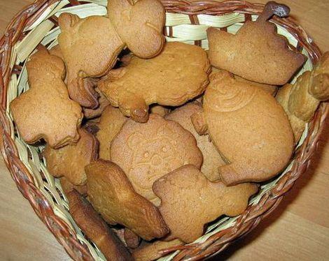 Простое домашнее печенье рецепт на маргарине