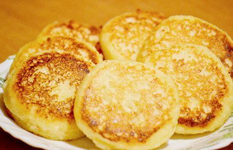 Простой рецепт сырники из творога рецепт