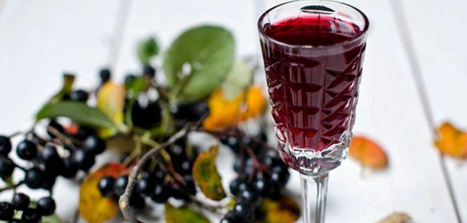Простой рецепт вино из черноплодки в домашних условиях