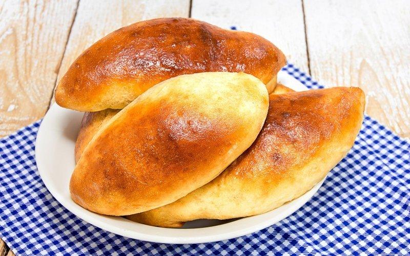 Рецепт вкусного дрожжевого теста для пирожков в духовке
