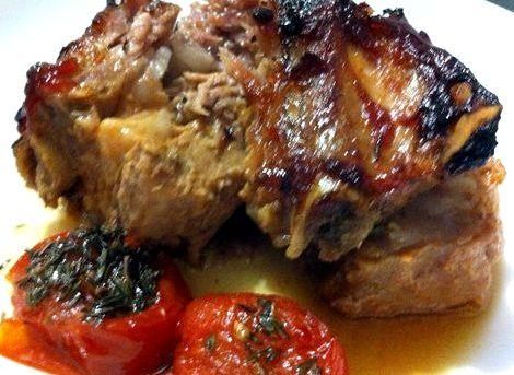 Ребра свиные на сковороде рецепт с фото