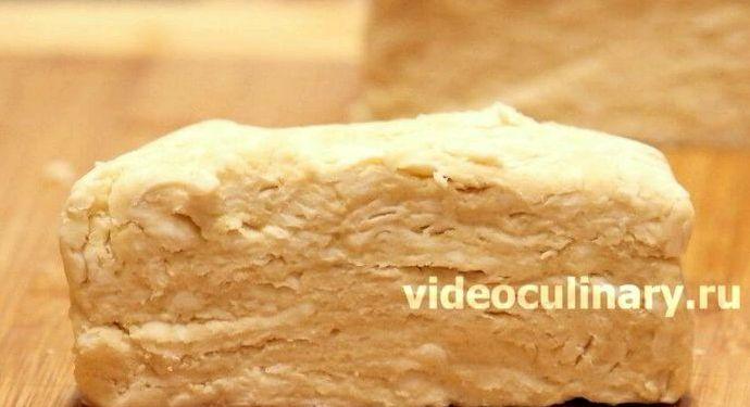 Рецепт бабушки эммы слоеное тесто быстрого приготовления рецепт
