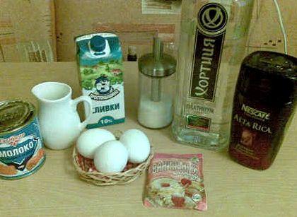 Рецепт бейлиса в домашних условиях с фото