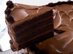 Рецепт бисквитного шоколадного торта