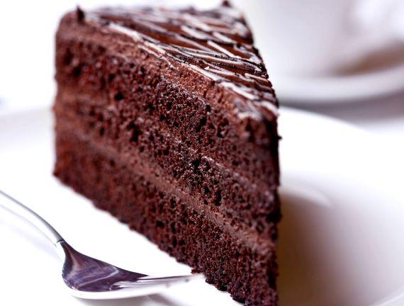 Рецепт бисквитного торта шоколадного