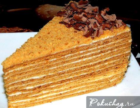 Рецепт домашнего торта самый вкусный торт