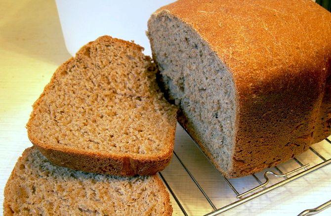 Рецепт хлеб дарницкий для хлебопечки