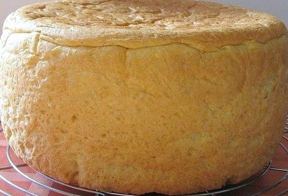Рецепт хлеба без дрожжей в мультиварке