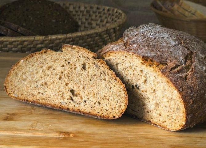 Рецепт хлеба в мультиварке без дрожжей