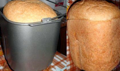Рецепт хлеба вкусного для хлебопечки