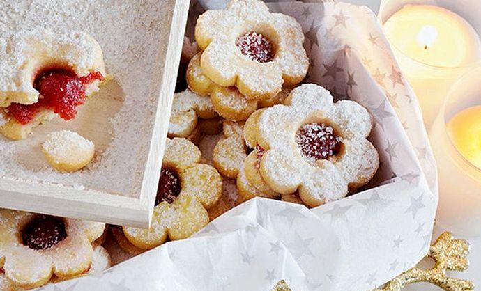 Рецепт как сделать печенье в домашних условиях