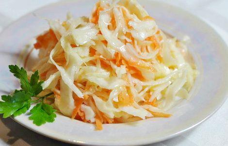 Рецепт капусты по-корейски быстрого приготовления
