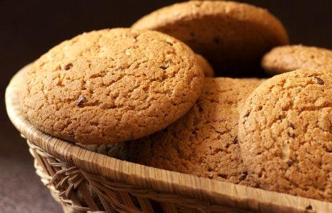 Рецепт классического овсяного печенья