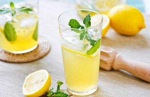 Рецепт лимонада из лимона в домашних условиях