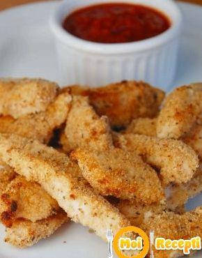Рецепт наггетсов из курицы в домашних условиях фото рецепт