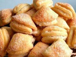 Рецепт печенье поцелуйчики с творогом