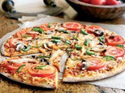 Рецепт пиццы в домашних условиях с грибами