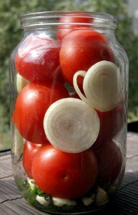 Рецепт помидор пальчики оближешь на зиму