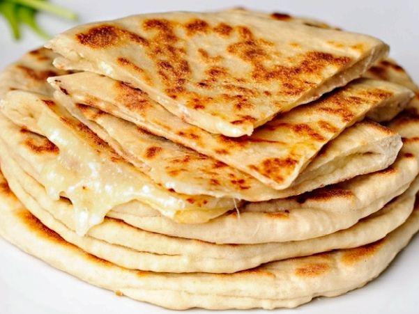 Рецепт приготовления хачапури с творогом
