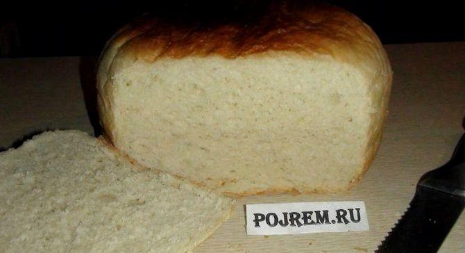 Рецепт приготовления хлеба в домашних условиях в духовке