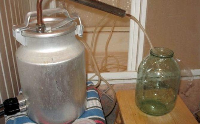 Рецепт приготовления самогона в домашних условиях