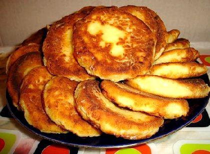 Рецепт приготовления сырников из творога с фото