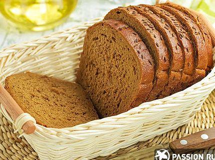 Рецепт приготовления в хлебопечке хлеба