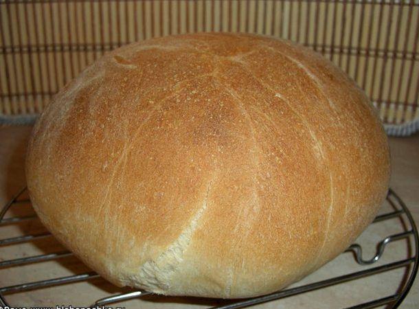 Рецепт простого хлеба для хлебопечки
